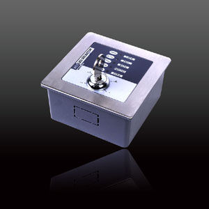 Five-Range LED Switch