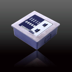 Five-range Button LED Switch