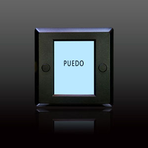 Touch Type LCD Screen