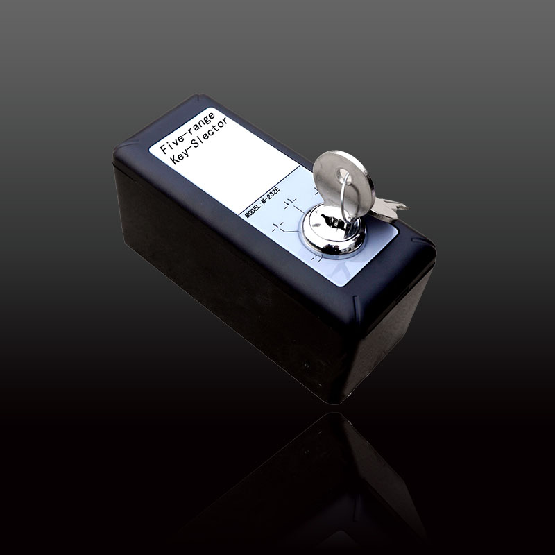 M-232E Five-range LCD Key Switch