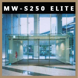 MW-S250 Automatic Sliding Door